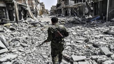 شام، داعش اور ایس ڈی ایف میں جھڑپیں، 43 جنگجو ہلاک