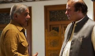 سابق وزیراعظم نواز شریف کی شہباز شریف سے ملاقات