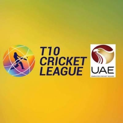 ٹی 10 لیگ میں 12 پاکستانی اور 7 بھارتی کرکٹرز پرفارمنس دیں گے