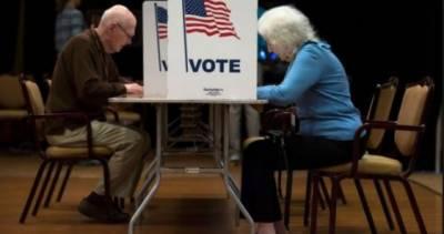 امریکا میں آج مڈ ٹرم الیکشن ہورہے ہیں