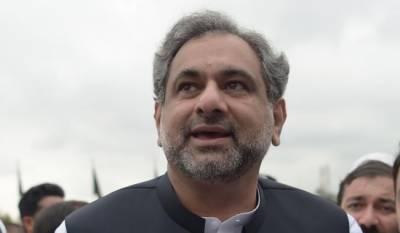 شاہد خاقان عباسی نے فیاض چوہان کو دماغی معائنہ کرانے کا مشورہ دیدیا