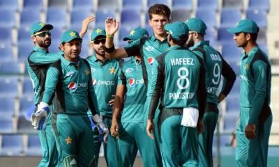 پہلا ون ڈے: نیوزی لینڈ کا پاکستان کو 267 رنز کا ہدف