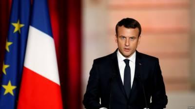 امریکہ سے علیحدہ یورپی فوج تشکیل دینے کیلئے فرانسیسی صدر نے مطالبہ کردیا