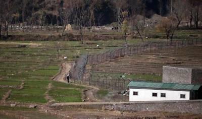 بھارتی فوج کی تھب سیکٹر میں بلااشتعال فائرنگ،سپاہی ظہیر احمد شہید