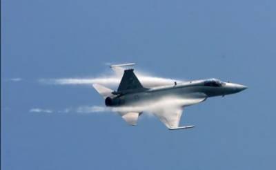 پاک فضائیہ کے جے ایف 17 تھنڈر کا چینی ائیر شو میں شاندار مظاہرہ