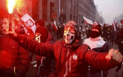 پولینڈ میں یوم آزادی کے موقع پر قوم پرستوں کے مارچ پر پابندی عائد
