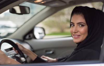 مکہ مکرمہ میں ڈرائیور خواتین کا مثالی ریکارڈ سامنے آگیا