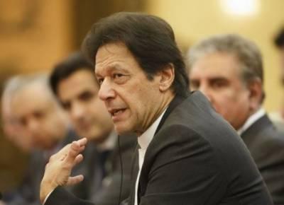 وزیراعظم عمران خان کی افواج پاکستان کو پولیو مہم میں کردار ادا کرنے کی ہدایت