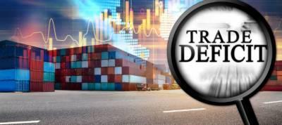 رواں سال کے پہلے چار ماہ میں تجارتی خسارہ کم ہوکر 11 ارب 78 کروڑ روپے رہ گیا