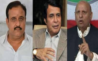 وزیراعظم عمران خان نے چودھری پرویز ، چودھری سرور اور عثمان بزدار کو طلب کر لیا