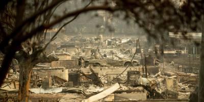 کیلیفورنیا میں آتشزدگی، ہلاکتوں کی تعداد 42 ہو گئیں