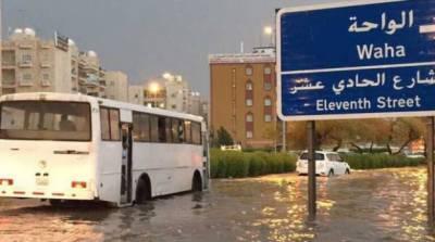 کویت : بارش سے متاثر ہونے والوں کو معاوضہ دیا جائے گا