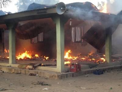 یوگنڈاکے سکول ہاسٹل میں آگ لگنے سے9بچے ہلاک، 40 زخمی