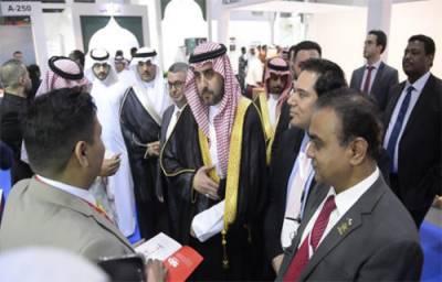 چار روزہ سعودی فوڈایکس نمائش کا افتتاح ، پاکستان کی 9 کمپنیاں شر یک