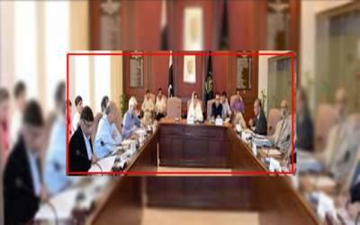 این جی اوز کے متعلق پالیسی کو منظوری کیلئے پارلیمان بھیجا جائے ، سینٹ کمیٹی خارجہ امور