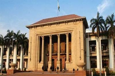 پنجاب میں سینیٹ کی 2 نشستوں کے انتخاب کیلئے پولنگ کا عمل جاری