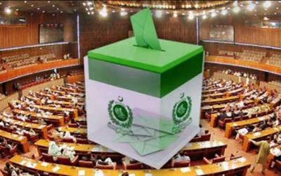 سینیٹ الیکشن میں مسلم لیگ ن کو شکست, پی ٹی آئی کامیاب