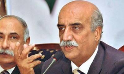 وزیراعظم عمران خان ہٹلر بننا چاہتے ہیں، خورشید شاہ