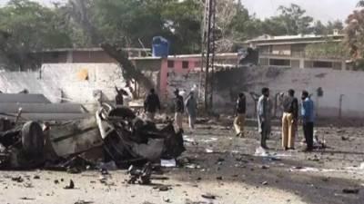 کوئٹہ میں بارودی سرنگ دھماکہ، 3 سیکیورٹی اہلکار شہید