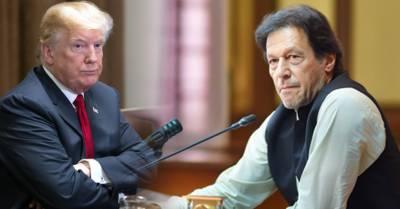ٹرمپ کے پاکستان پر الزامات, وزیر اعظم عمران خان کا دوٹوک جواب