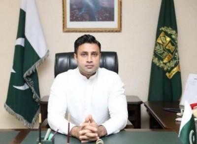 وزیراعظم کے معاون خصوصی زلفی بخاری کا نام ای سی ایل میں ڈال دیا:وزارت داخلہ