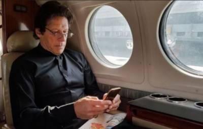 وزیر اعظم عمران خان دو روزہ سرکاری دورے پر ملائشیا روانہ