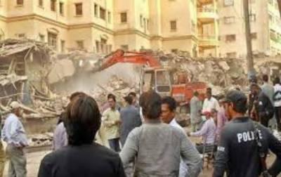 کراچی میں تجاوزات کے خلاف آپریشن میں تیزی