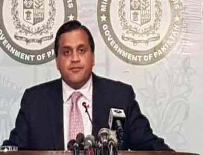 پاکستان کی کشمیری رہنما کے وحشیانہ قتل کی شدید الفاظ میں مذمت