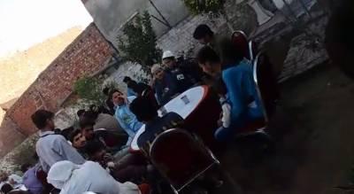 لاہور،پرانا کاہنہ میں عیدمیلادالنبی (صلیٰ اللہ علیہ وآلہ وسلم) کے سلسلے میں ناشتے کا اہتمام