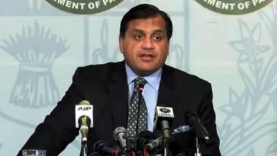 بھارتی آرمی چیف کے بیان پر اتنا کہتے ہیں سوچ کر بولنے کی ضرورت ہے:ڈاکٹر فیصل