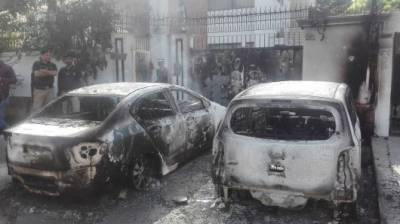 چینی سفارتخانے کی طرف سے کراچی قونصل خانے پر دہشت گردی کی شدید مذمت