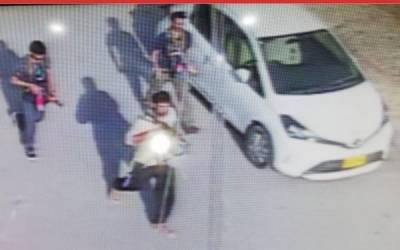 چینی قونصل خانے پر حملہ کرنے والے دہشتگردوں کی ویڈیو سامنے آگئی