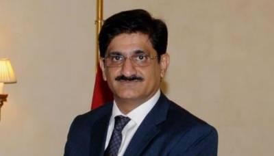 چینی قونصلیٹ پر حملہ کرنیوالے دہشتگرد بلوچستان سے آئے تھے، وزیراعلیٰ سندھ