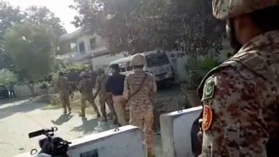 چینی قونصل خانے پر حملے میں بھارت اور افغانستان کی خفیہ ایجنساں ملوث