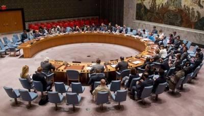 کراچی اور لوئراورکزئی حملوں پر سلامتی کونسل کی شدید مذمت