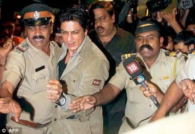 ہندو انتہا پسندوں کی دھمکی ،شاہ رخ خان کی سکیورٹی سخت