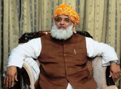 بس چلے تو اس حکومت کو ایک دن بھی نہ چلنے دوں:مولانا فضل الرحمان