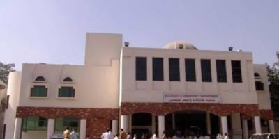 سروسز اسپتال میں دوران آپریشن خاتون سے مبینہ زیادتی، وزیر صحت کا نوٹس