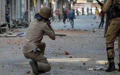 مقبوضہ کشمیر میں بھارت کی ریاستی دہشتگردی جاری