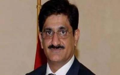 چینی قونصلیٹ حملے کی تحقیقات میں اہم پیش رفت ہوئی ہے:مراد علی شاہ
