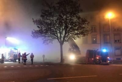 سوئٹزرلینڈ، عمارت میں بھڑکنے والی آگ سے بچوں سمیت 6 افراد ہلاک