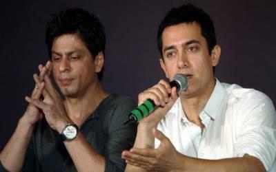عامر خان کی 'سارے جہاں سے اچھا' میں کام سے معذرت، شاہ رخ خان فلم میں کاسٹ