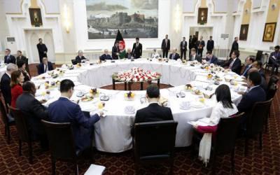 افغان امن عمل کیلئے جنیوا میں 2 روزہ 'افغان کانفرنس' کا انعقاد
