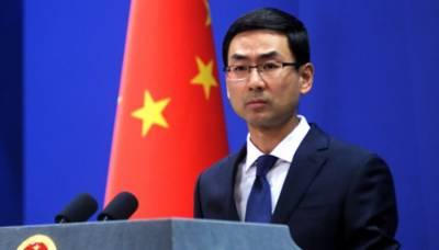 'پاک-چین دوستی کو نقصان پہنچانے والی کوئی کوشش کبھی کامیاب نہیں ہو گی'