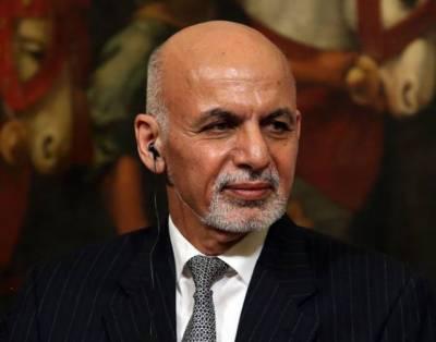 اشرف غنی نے طالبان سے مذاکرات کیلئے 12 رکنی کمیٹی تشکیل دیدی