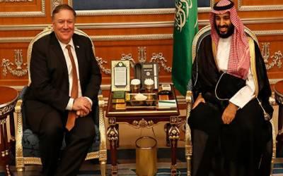 جمال خاشقجی کے قتل میں محمد بن سلمان ملوث نہیں، امریکی وزیر خارجہ