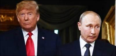 روس یوکرائن کشیدگی، ڈونلڈ ٹرمپ نے پیوٹن سے طے شدہ ملاقات منسوخ کردی