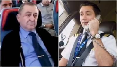 ترکش ائیرلائن کے پائلٹ کا دوران پرواز اپنے استاد کو شاندار خراج تحسین