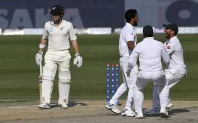 نیوزی لینڈ کے خلاف ٹیسٹ میچوں میں پاکستان کا پلڑا بھاری رہا