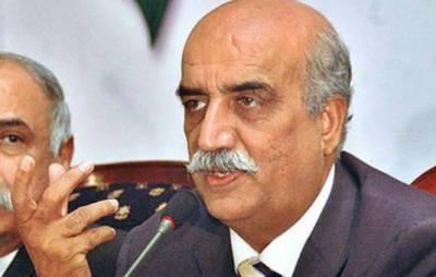 وزیراعظم کے مرغی اور انڈے کے بیان پر خورشید شاہ نے بھی ردعمل دیدیا